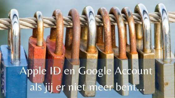 Apple ID en Google Account_Eindelijk Geregeld