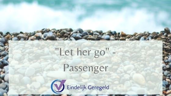 Let her go_Eindelijk Geregeld