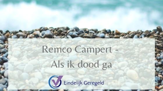 Remco Campert_Eindelijk Geregeld